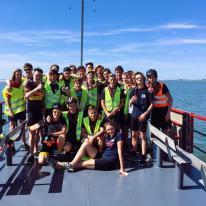 Verkennerkamp 2017- Te land, ter zee en op uw gezicht